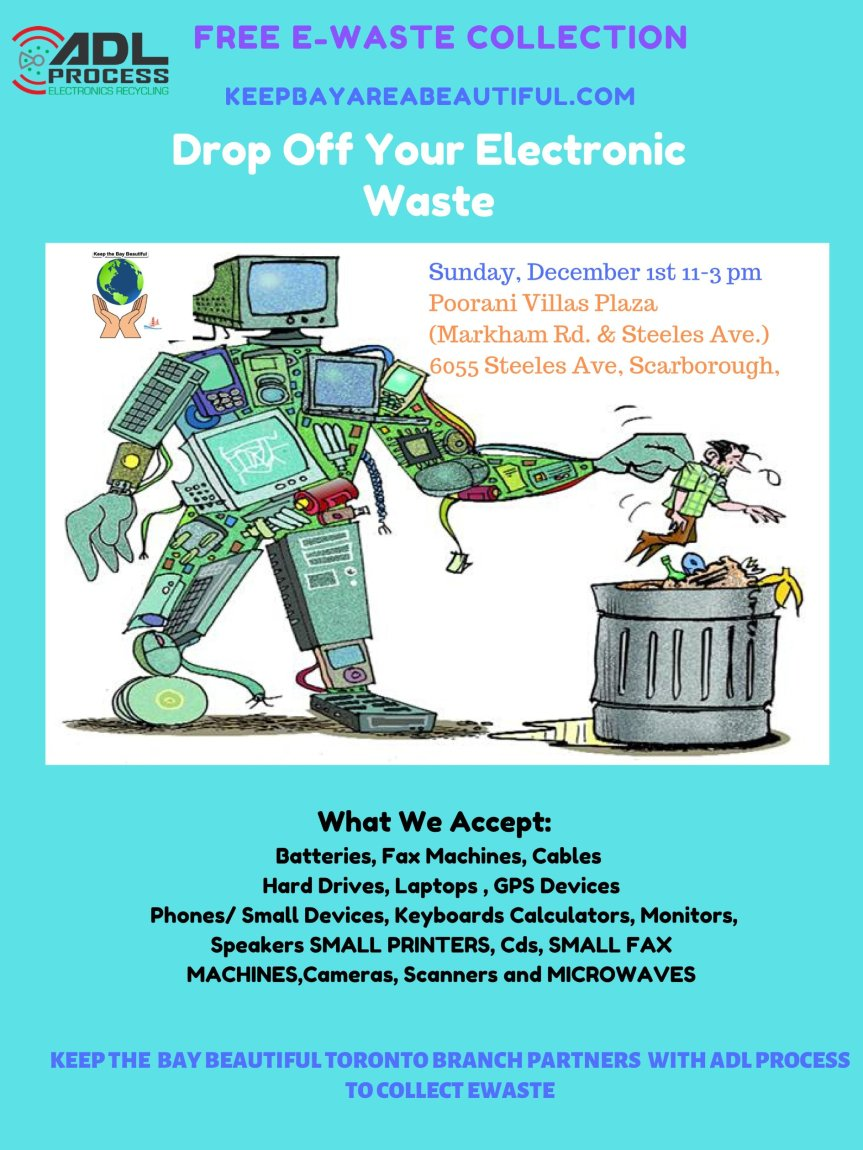 Electronic Waste Event
